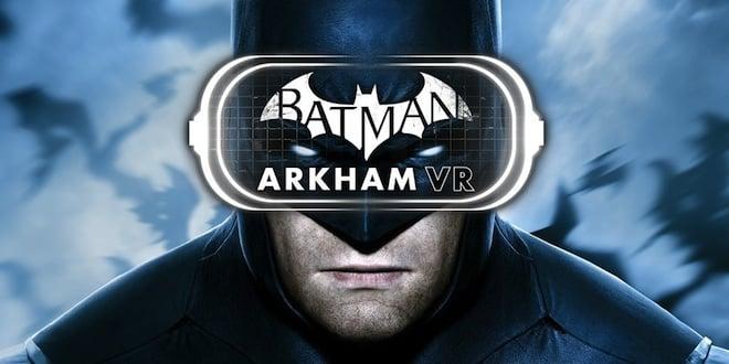 Batman Arkham VR disponible sur PC: notre avis sur cette bat-aventure