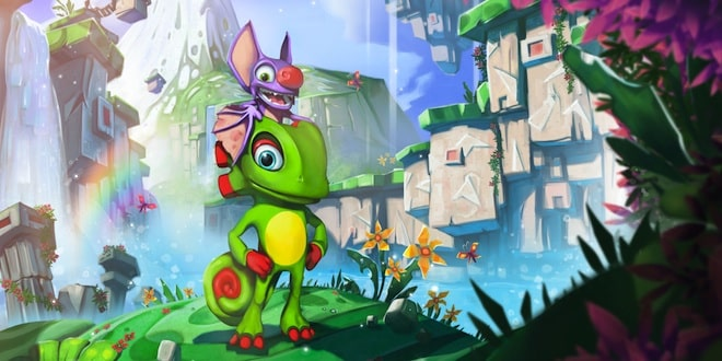 Test: Yooka Laylee – Aucune fausse note?