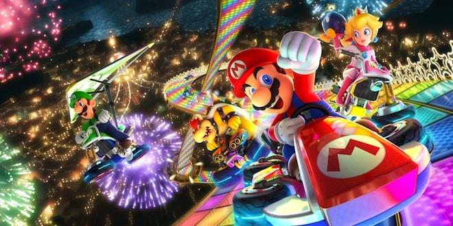 Mario Kart 8 Deluxe réussit son départ sur Switch
