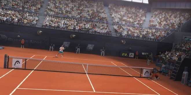 Bigben et Breakpoint annoncent Tennis World Tour