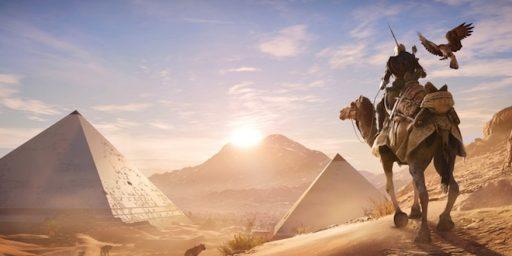 E3 – Assassin's Creed Origins: bande-annonce inédite