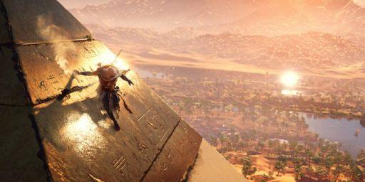 E3 – Assassin's Creed Origins: Du gameplay en vidéo