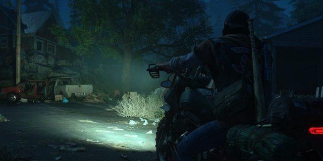 Days Gone est revenu en moto à l'E3