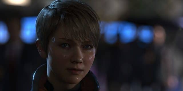 Nouveau trailer de gameplay pour Detroit Become Human