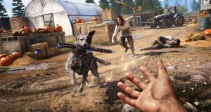 Le héros de Far Cry 5 pourra compter sur l'aide de Boomer le chien