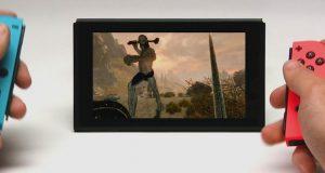 La version Switch de Skyrim montre ses nouveautés