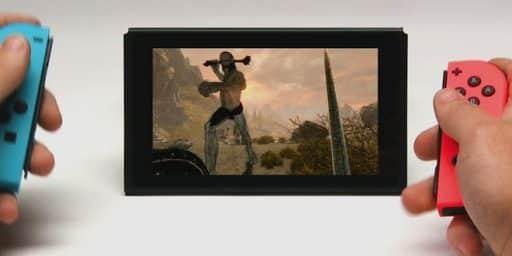 E3 – Skyrim sur Switch s'offre un nouveau trailer