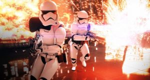 Un trailer de gameplay pour Star Wars Battlefront II