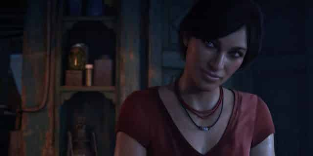 Vidéo de gameplay de Uncharted The Lost Legacy