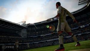 FIFA 18 aura Cristiano Ronaldo pour parrain