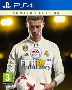 Une édition Cristiano pour FIFA 18