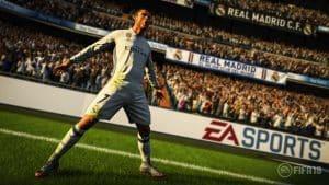 Cristiano Ronaldo aura droit à sa célébration dans FIFA 18