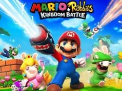 Le jeu Switch Mario et les Lapins Crétins sera à la Japan Expo