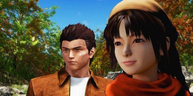 Une nouvelle date de sortie pour Shenmue 3
