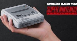 La Super Nintendo reviendra cet automne