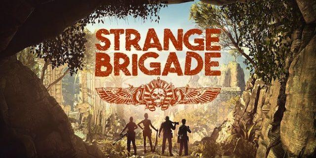 Strange Brigade est un jeu d'action à 4