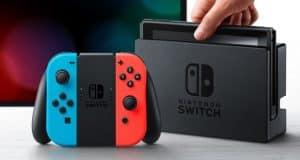 Des informations sur le jeu en ligne payant de la Switch