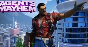Du Magnum dans Agents Of Mayhem