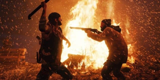 Days Gone se veut violent
