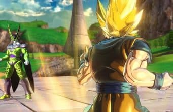 Trailer de Dragon Ball Xenoverse 2 sur Switch