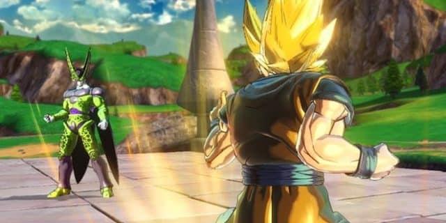 Trailer de Dragon Ball Xenoverse 2 sur Switch