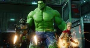 Marvel Powers United VR met notamment en scène Hulk.