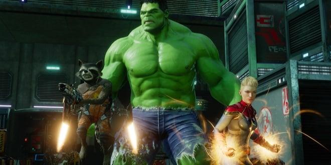 Marvel Powers United VR: un jeu d'action en réalité virtuelle