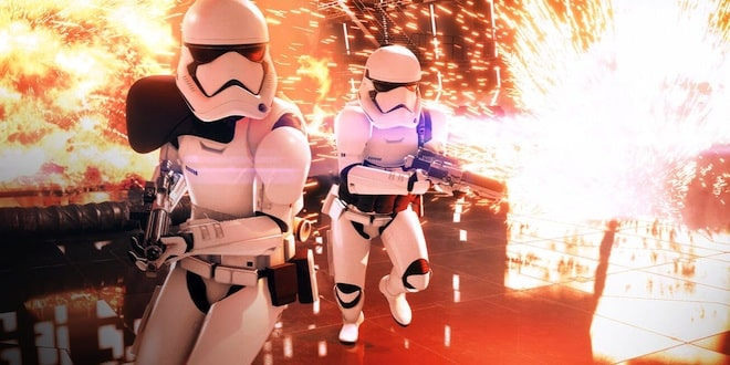 Star Wars Battlefront II: les coulisses du solo