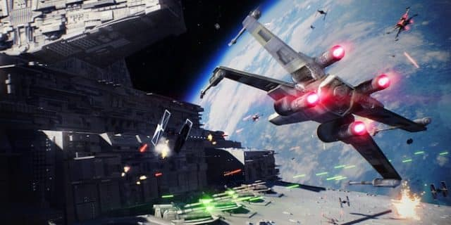 La future beta de Star Wars Battlefront II se date