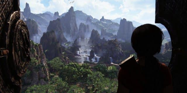 Les environnements d'Uncharted The Lost Legacy devraient être ouverts
