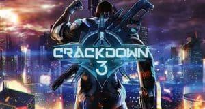 Crackdown 3 ratera le lancement de la Xbox One X