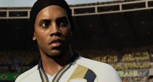 Ronaldinho est une icône FIFA 18