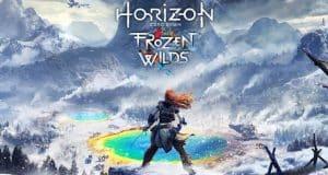 Le DLC Horizon The Frozen Wilds a une date de sortie