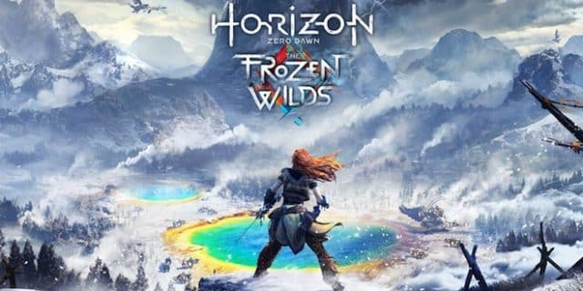 Le DLC Horizon The Frozen Wilds a une date de sortie