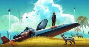 Mise à jour Atlas Rises pour No Man's Sky