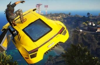 Just Cause 3 offert sur le PlayStation Plus