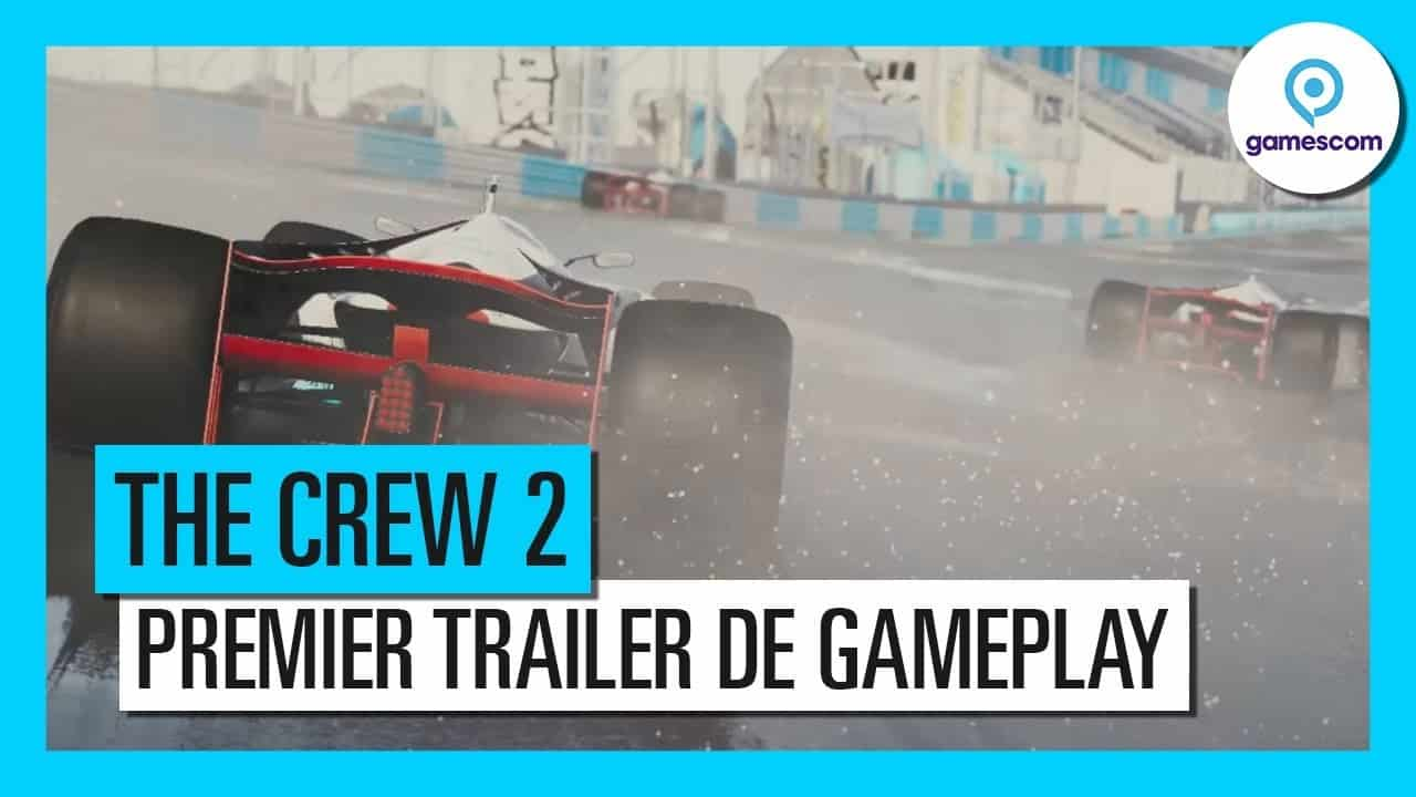 gc the crew 2 une date de sortie en vid o le blog officiel de julien tellouck. Black Bedroom Furniture Sets. Home Design Ideas