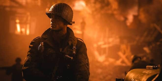 Call of Duty : WWII dévoile une bande-annonce solo spectaculaire !