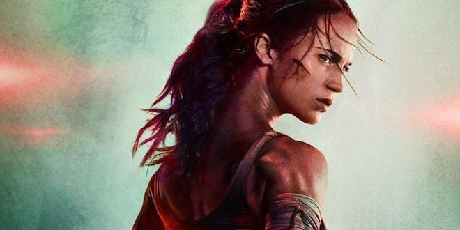 Une première affiche et un teaser vidéo pour le film — Tomb Raider