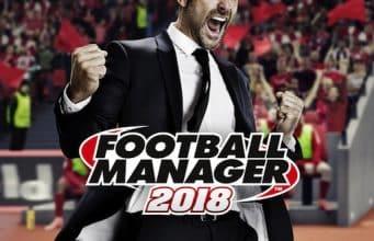 Des infos sur Football Manager 2018