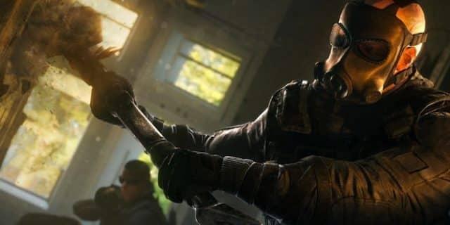 Un gros bug sur PS4 pour Rainbow Six Siege