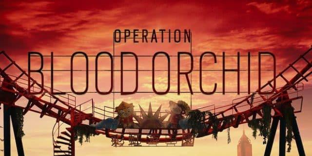Trailer de la Saison 3 Blood Orchid de Rainbow Six Siege