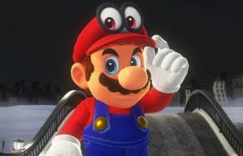 Une vidéo de 7 minutes pour Super Mario Odyssey