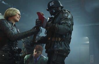 Bande-annonce inédite de Wolfenstein 2