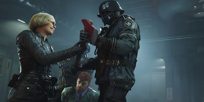 Une nouvelle bande annonce The Wolfenstein II