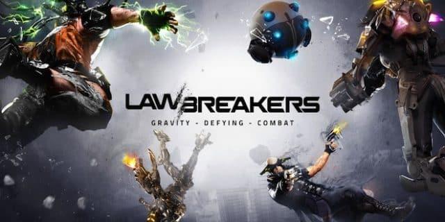 Notre avis sur LawBreakers, un FPS ultra-compétitif