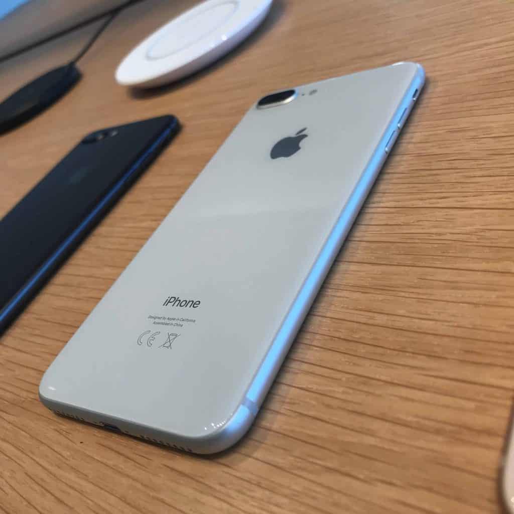 coque lumiere iphone 8 plus