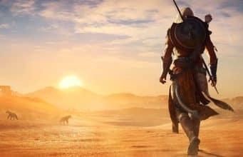 Des éditions limitées et collectors pour Assassin's Creed Origins