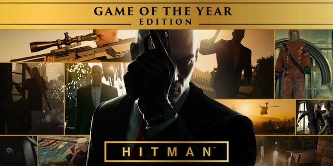 Hitman: Une version GOTY (qui porte bien son nom)