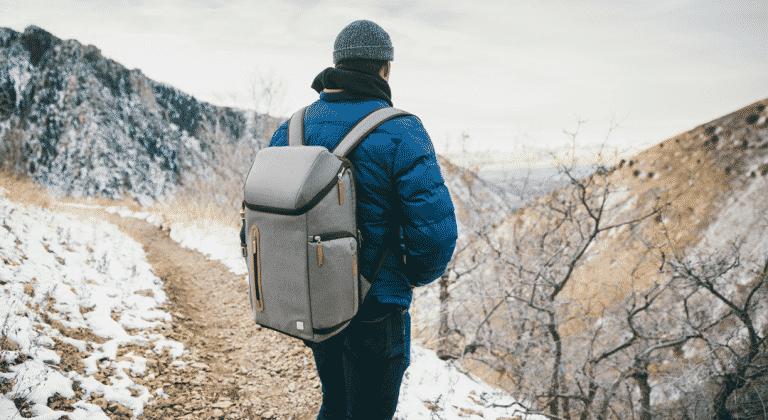 Le sac Moshi Arcus, un sac à dos polyvalent